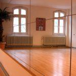 Tanzstudio Spiegelwand