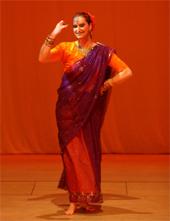 Bollywood Auftritte mit der Tänzerin Asita