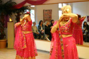 Foto Heike Imlau: Bollywood Ensemble Asita