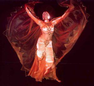 Unterrichtskonzept des orientalischen Tanzes