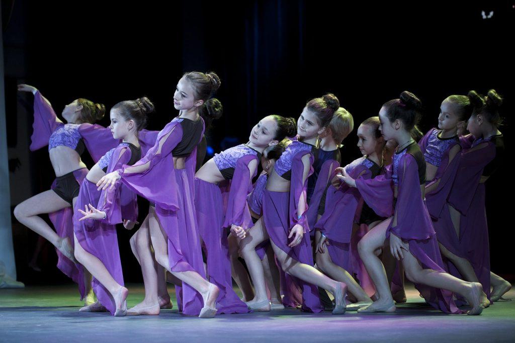 Dancing Kids im Tanzstudio Düsseldorf