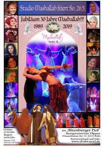 Show Shahrazad: 30 Jahre Mashallah