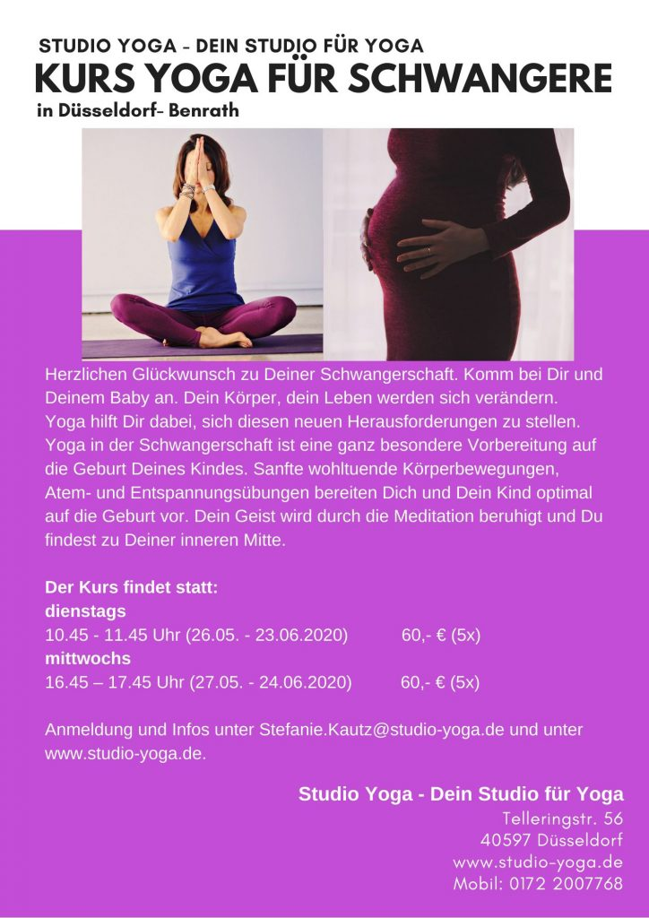 Yoga für Schwangere Yoga für Schwangere