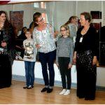 Foto Heike Imlau: Tanzstudioeröffnung Asita und Dozenten