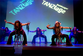 "Show Moon over Cairo ""Monster"" des Tribal Dance Enemble Asita"